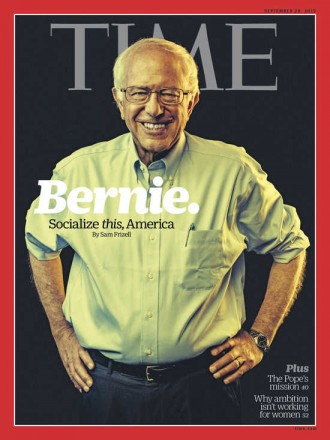 Sanders-Time-Cover