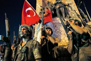 The Turkish military coup seen with a Turkish student's eyes