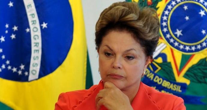 Dilma Rousseff, Presidente destituita in seguito al processo di impeachment