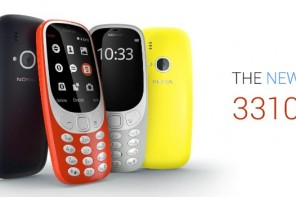 L'intramontabile Nokia 3310 e il retromarketing