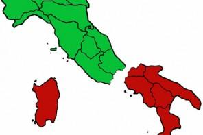 L'eterno divario tra Nord e Mezzogiorno