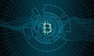 Crypto Bitcoin Cryptocurrency Technology Blockchain