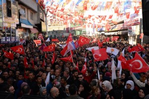 """Spring has come"": Turkish local elections"