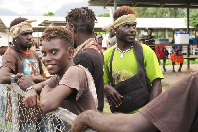 Bougainville and its people, while not in the public eye just yet, might be approaching a momentous decision. © Ben Bohane/Wakaphotos.com