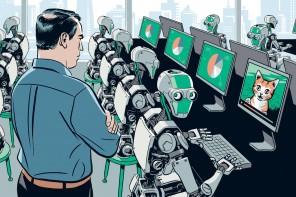 Wall Street Journal, 28/04/2918 https://www.wsj.com/articles/seven-jobs-robots-will-createor-expand-1525054021