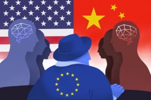 L'Europa digitale fra Cina e USA