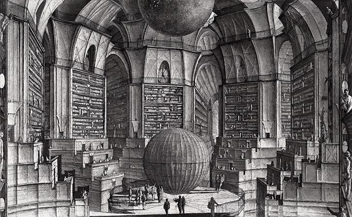 "Borges' Babel Library, the inspiration of J. Keir ""World Ethos"", and future of Global Ethic?"